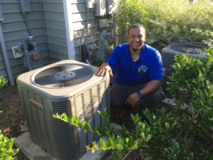 residential air conditioning services Raleigh NC